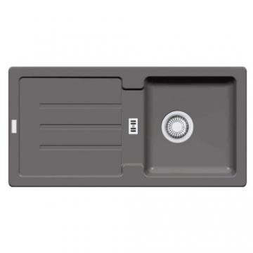 Franke Strata STG 614 Steingrau Granitspüle Küchenspüle Einbauspüle Fagranit - 1