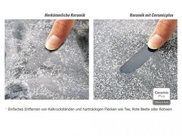 Villeroy & Boch Flavia 60 Graphit Grau Einbauspüle Küche Keramik Spülbecken - 8